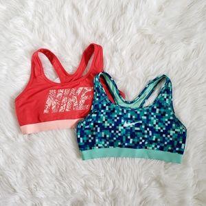2 Nike Sport Bras!